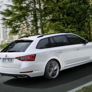 Škoda Superb Combi, foto: Škoda auto