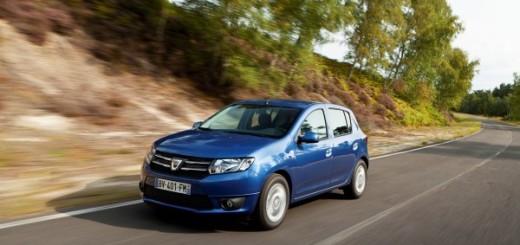 Dacia Sandero, zdroj: renault.cz