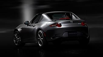 Mazda MX-5 RF, zdroj: mazda.com