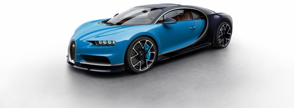 Bugatti Chiron, zdroj: bugatti.com