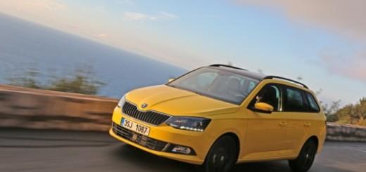 Škoda Fabia Combi, zdroj: Škoda-auto