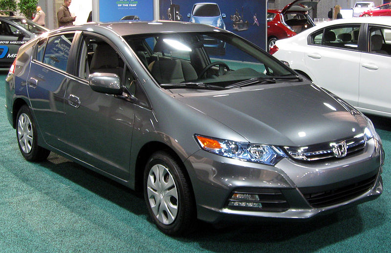 Honda Insight ZE2