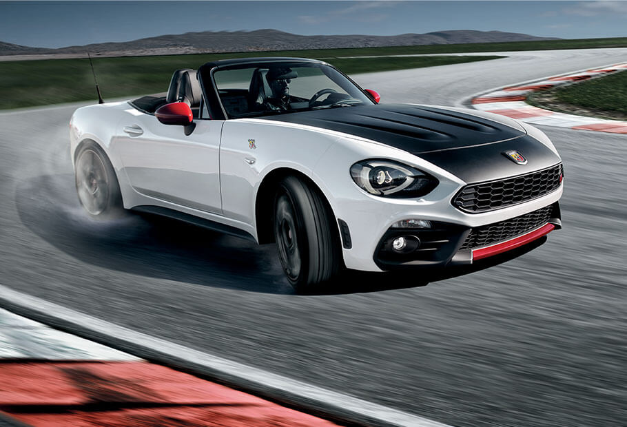 Abarth 124 Spider, zdroj: abarthcars.co.uk