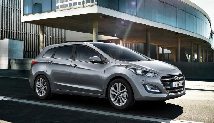 Hyundai i30 kombi, zdroj: Hyundai