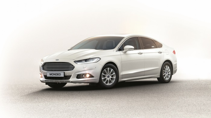 Ford Mondeo (sedan) Winner Edition, foto: Ford
