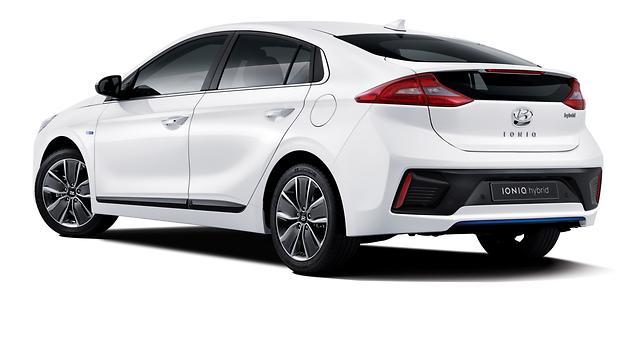 Hyundai Ioniq, zdroj: Hyundai
