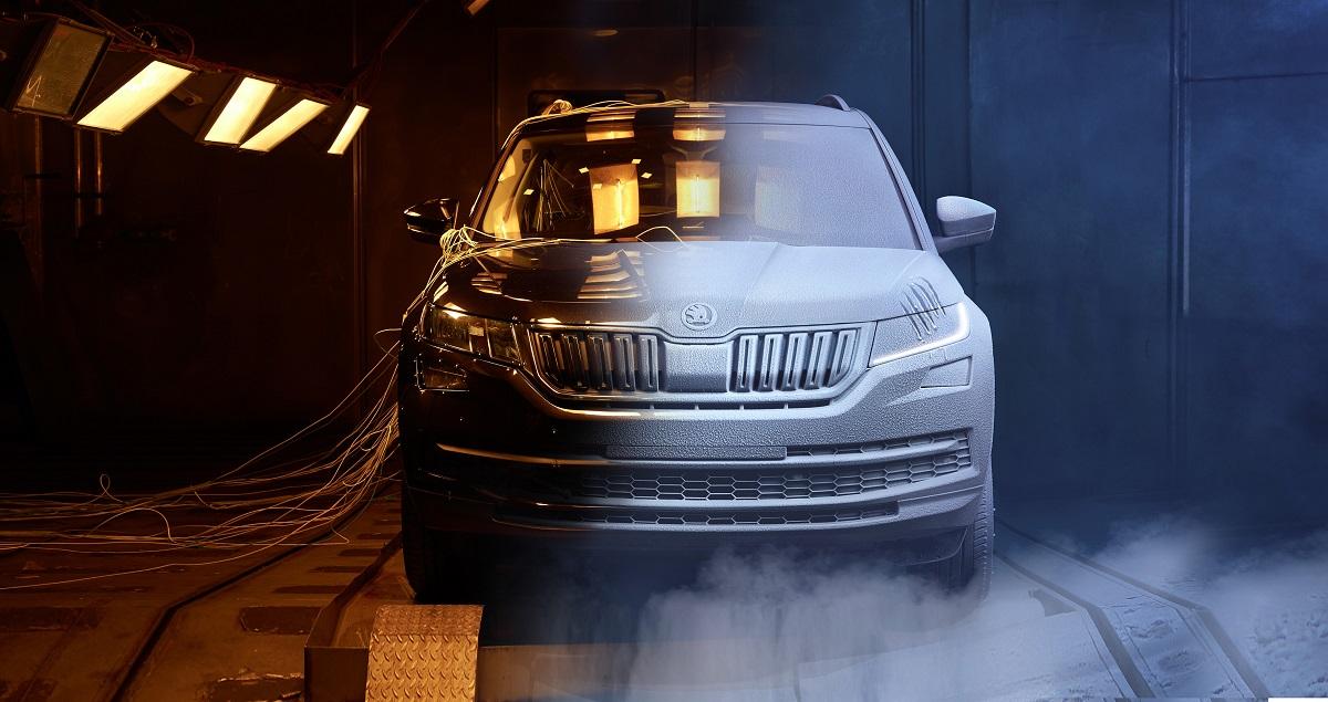Škoda Kodiaq v testu, zdroj: Škoda auto