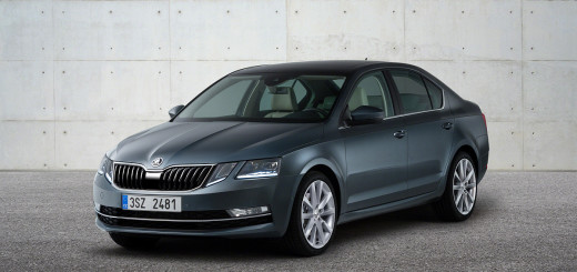 Škoda Octavia III (facelift), zdroj: Škoda auto