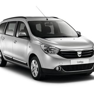 Dacia Lodgy, zdroj: Dacia