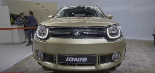 Suzuki Ignis, zdroj: Youtube, GARÁŽ.TV