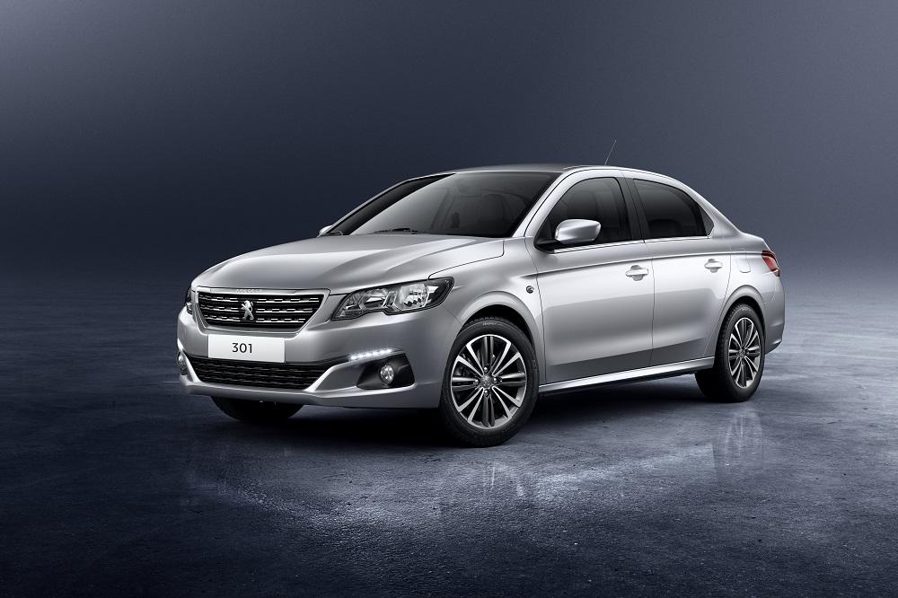 Peugeot 301 (facelift 2017), foto: Peugeot