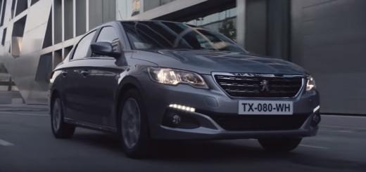 Peugeot 301 (facelift 2017), zdroj: Youtube/Roy Zukerman