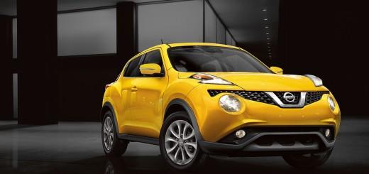 Nissan Juke, zdroj: Nissan