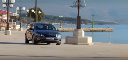 Škoda Octavia combi, zdroj: Youtube/AUTO CLUB TV