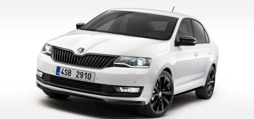 Škoda Rapid po faceliftu (2017), foto: Škoda auto