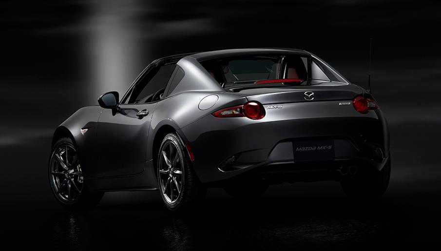 Mazda MX-5 RF, foto: Mazda