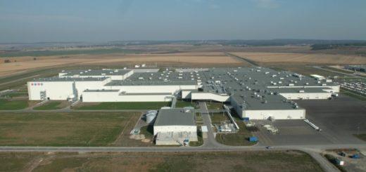 Továrna TPCA v Kolíně, zdroj: TPCA