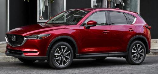 Nová Mazda CX-5, foto: Mazda