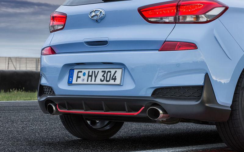 Hyundai i30 N, foto: Hyundai