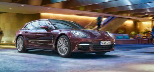 Porsche Panamera Sport Turismo, foto: Porsche