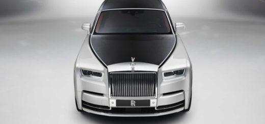 Rolls-Royce Phantom 8. generace, foto: Rolls-Royce