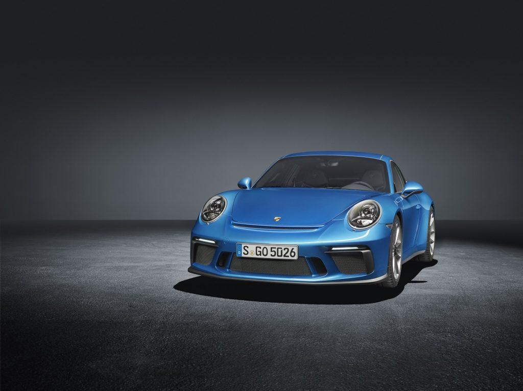 Porsche 911 GT3 Touring, foto: Porsche