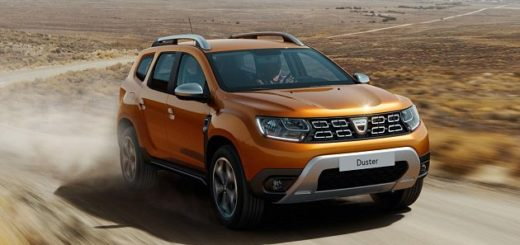 Nová Dacia Duster, foto: Dacia