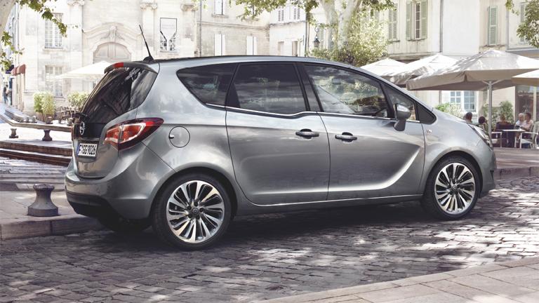 Opel Meriva, foto: Opel