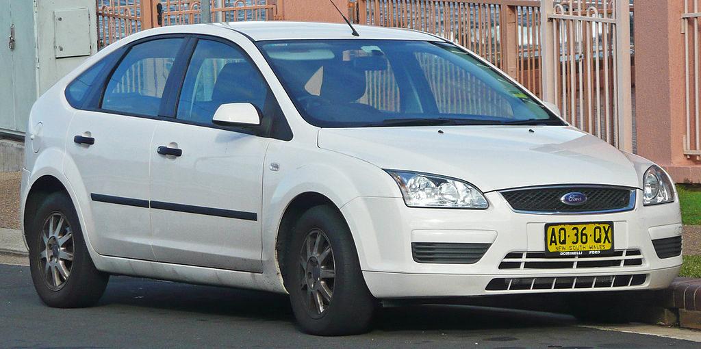 Ford Focus 2. generace, foto: OSX, zdroj: Wikimedia Commons
