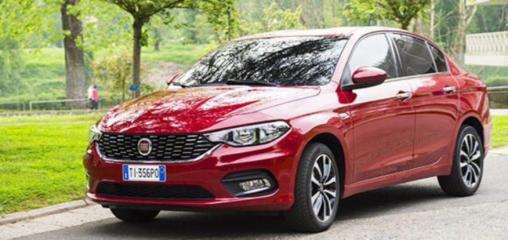 Fiat Tipo, foto: Fiat