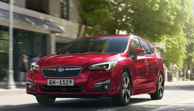 Subaru Impreza, foto: Subaru