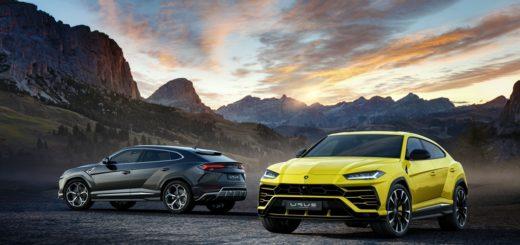 Lamborghini Urus, foto: Lamborghini