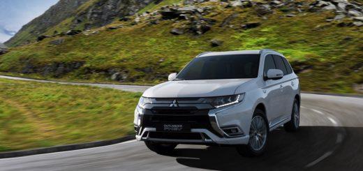 Mitsubishi Outlander PHEV 2019, foto: Mitsubishi Motors