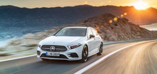 Nový Mercedes-Benz třídy A, foto: Mercedes-Benz