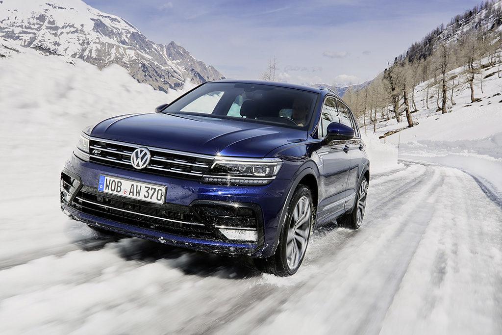 Volkswagen Tiguan R-Line, foto: Volkswagen