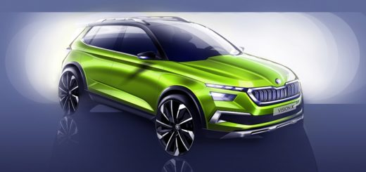 Škoda Vision X, zdroj: Škoda auto