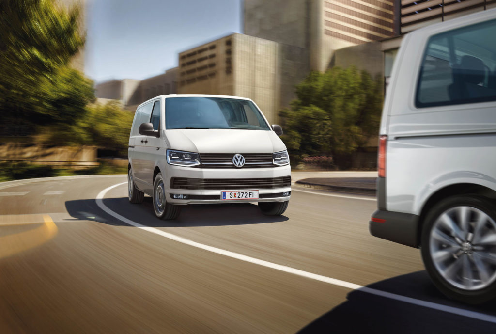 Volkswagen Transporter, foto: Volkswagen