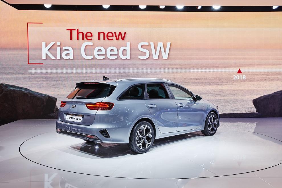 Kia Ceed SW, foto: Kia