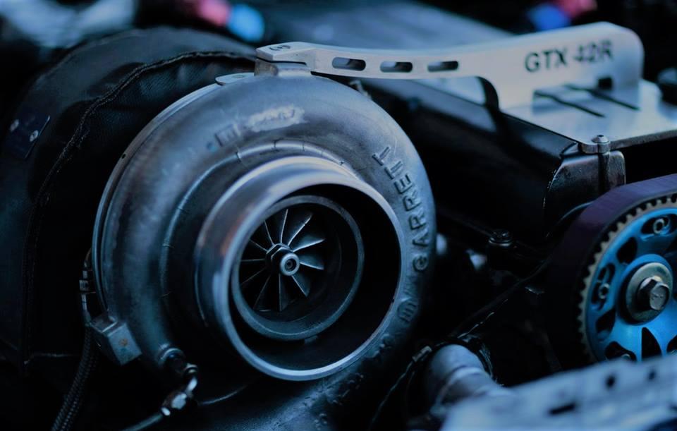 Turbo, ilustrační foto, zdroj: Crest Communications