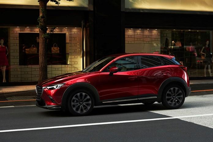 Mazda CX-3 facelift, foto: Mazda