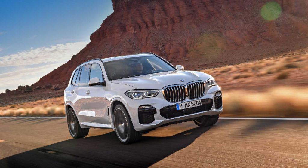 BMW X5, foto: BMW