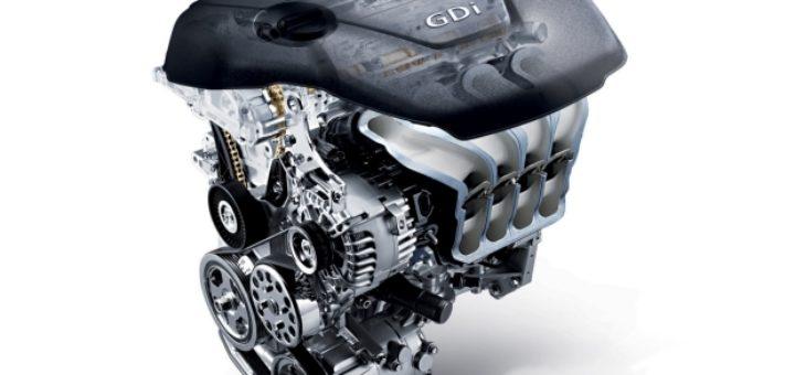 Motor Kia 1.6 GDi řady Gamma, foto: Kia