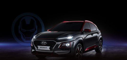 Hyundai Kona Iron Man, foto: Hyundai