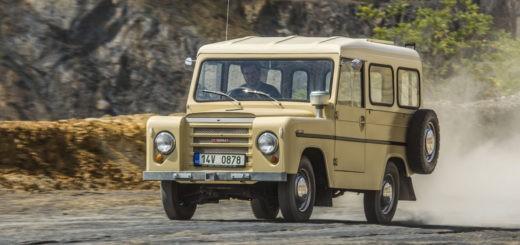 Škoda Trekka, účastník setinové rallye Sachsen-Classic