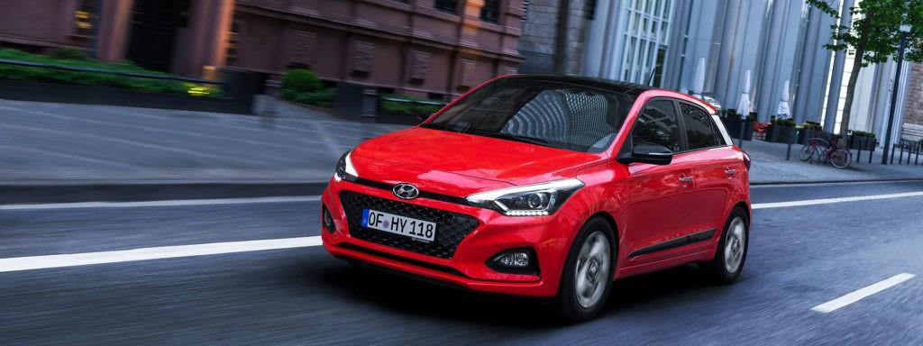 Hyundai i20 (facelift), foto: Hyundai