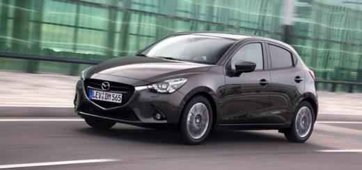 Mazda 2, foto: Mazda