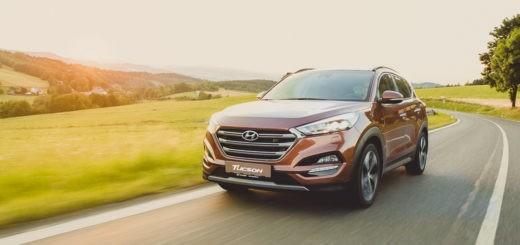 Hyundai Tucson, foto: Hyundai