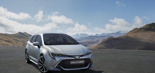Toyota Corolla Touring Sports 2019, foto: Toyota