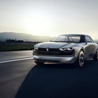 Peugeot e-Legend, foto: Peugeot