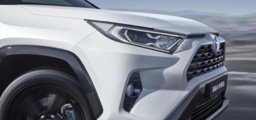 Toyota RAV4 (2019), foto: Toyota